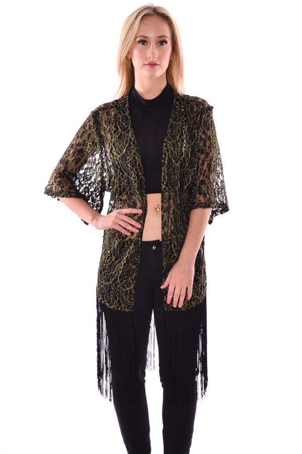 tank top kimono
