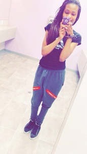 pants,chachipants,chachimomma,Chachi Gonzales,swag,style