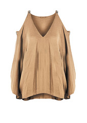 Sirenlondon — shoulder and beige jumper