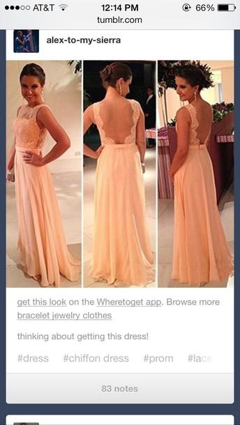dress pink dress prom dress long prom dress lace dress