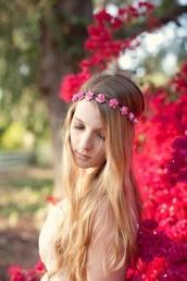 hair accessory,floral headband,headband,flower crown,flowers,crown,hair,accessories,hipster wedding