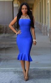 dress,mermaid prom dress,midi dress,mermaid midi dress,wholesale fashion dresses,dashiki,www.angellfashion.com,angellfashion.com,bllue,blue,blue dress,royal blue,royal blue dress,all blue,mermaid,bodycon,bodycon dress,prom,prom dress,short prom dress,party,party dress,strapless,strapless dress,girly,girly dress,cute,cute dress,classy,summer,summer dress,summer outfits,spring dress,spring outfits
