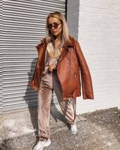 jacket,faux fur jacket,sneakers,joggers,suede,sunglasses,sportswear