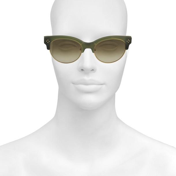 Chloé CE704S Boxwood sunglasses in green