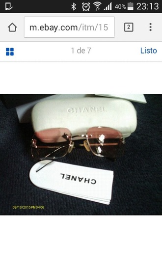 sunglasses pink chanel diamonds chanel glasses chanel sunglasses elegant fancy girly girl girly wishlist