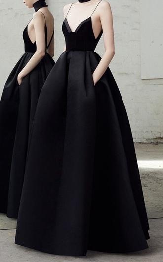 dress maxi dress black dress black midi dress prom dress prom