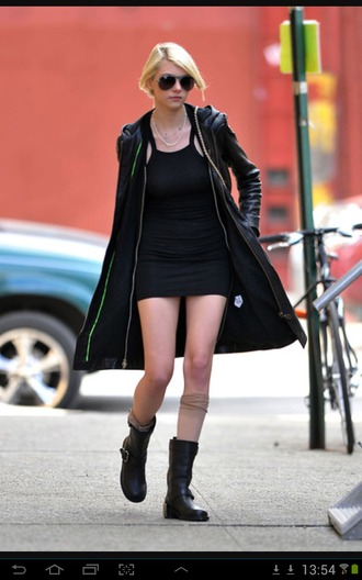 dress black dress black jacket taylor momsen black boots the pretty reckless jacket shoes