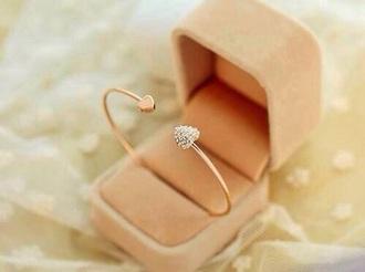 jewels heart girly