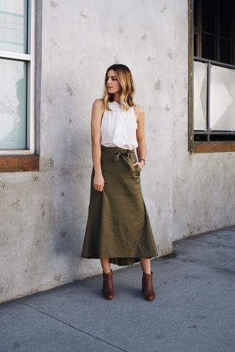 take aim blogger jewels shirt skirt shoes