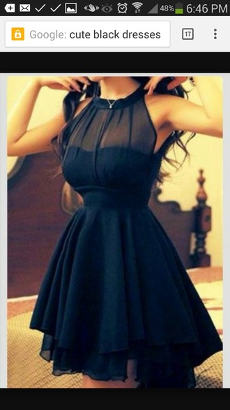 dress sheer top dress little black dress evening dress elegant dress