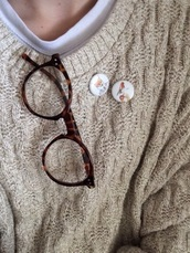 sunglasses,animal print,glasses,fancy,round frame glasses,vintage glasses,nerd glasses,sweater,jewels