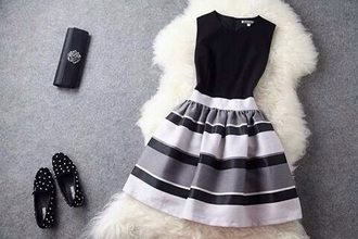 dress white dress black dress grey dress