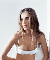 white,bra,underwear,model,swimwear,bikini top,bralette