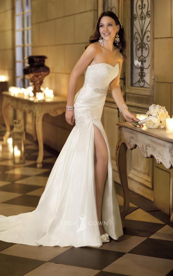 Фото сексуальные свадебные платья 63312 фотография