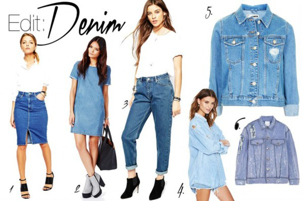 lolita mas blogger denim jacket denim denim skirt denim shirt