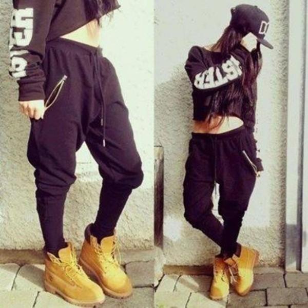 pants clothes shoes