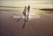 dress,wedding dress,simple wedding dress,beach wedding dress,long wedding dress,satin wedding dress,beaded,bride dress,bridal gown