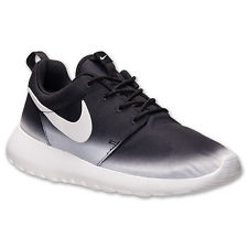 NIKE ROSHE RUN Women's Sizes Black / White Fade Gradient 599432 008