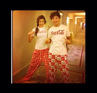 pajamas coca cola