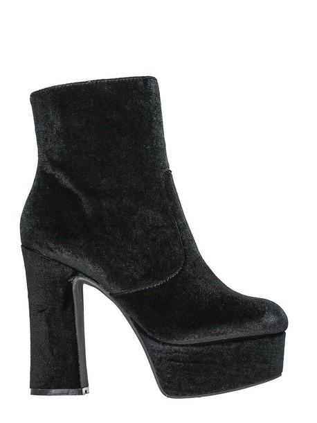 Jeffrey Campbell heel black shoes