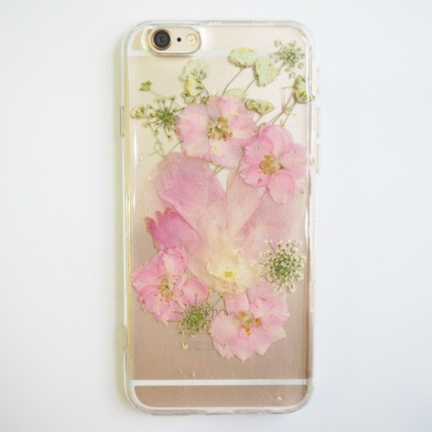 Phone Cover, Summer, Iphone, Flowers, Floral, Cute