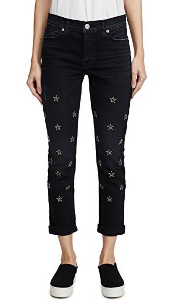 Hudson jeans straight jeans