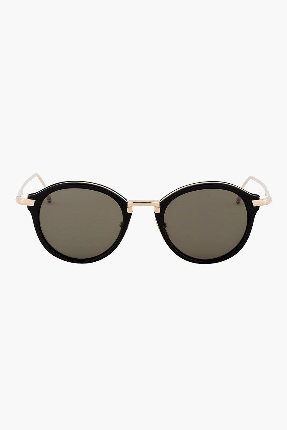 Black And Gold Frame Sunglasses : sunglasses gold frame: Shop for sunglasses gold frame on ...