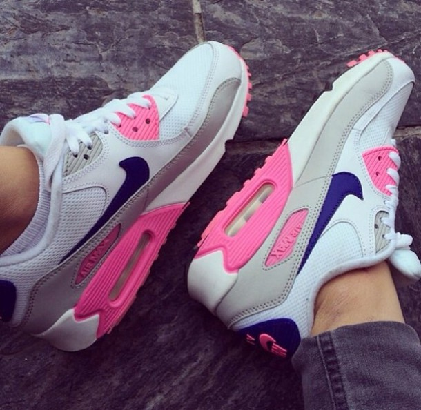 sont shox nike chaussures de course - Nike Rose Air Max - Shop for Nike Rose Air Max on Wheretoget