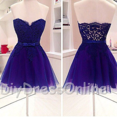 Princess sweetheart lace bodice homecoming dresses mini short prom dresses apd1410 · diydressonline · online store powered by storenvy