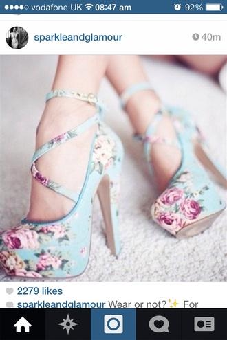 shoes vans floral print shoes