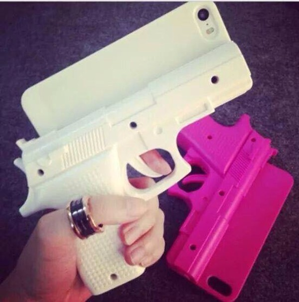 Kalaban pistol case for iphone 6 plus cover for Case 3d online