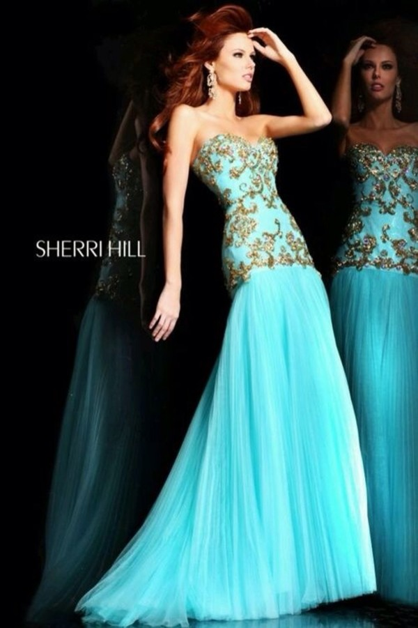 dress prom dress prom dress mint gorgeous