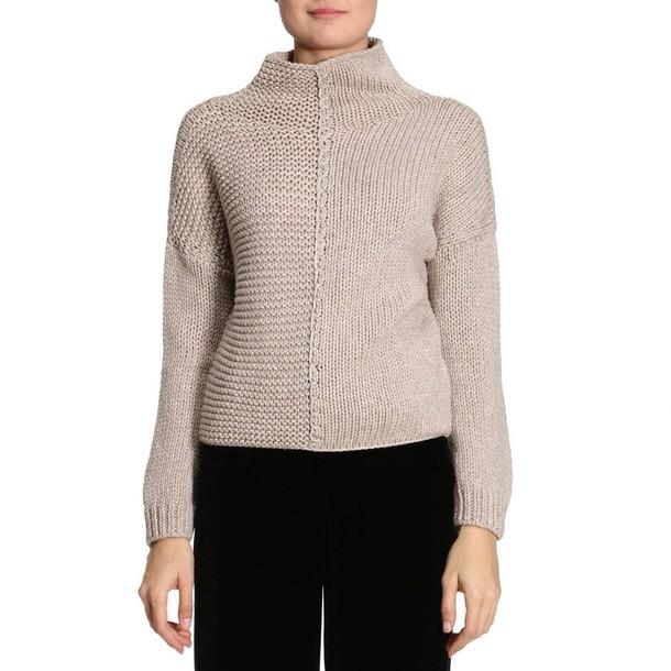 Fabiana Filippi sweater women camel