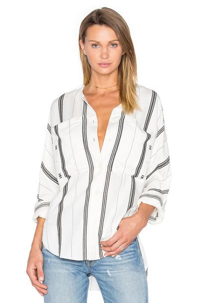 Tibi blouse top