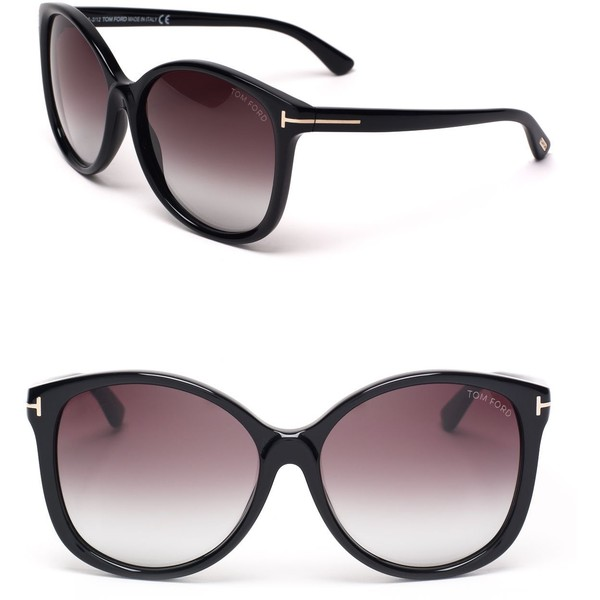 Tom Ford Alicia Sunglasses - Polyvore