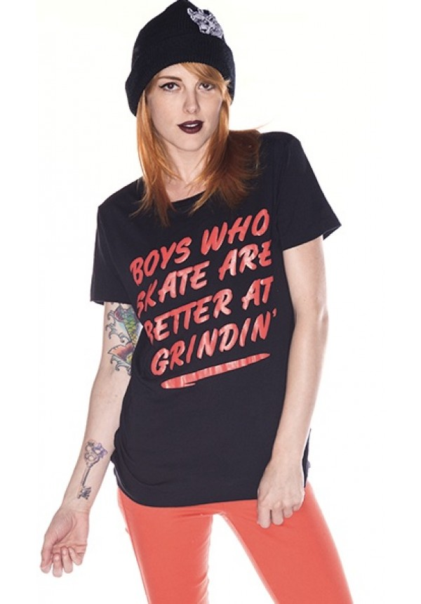 Ksubi Boys Who Skate Tee | Dolls Kill