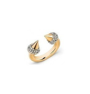 Titan Crystal Ring (2 colors available) – Glamzelle