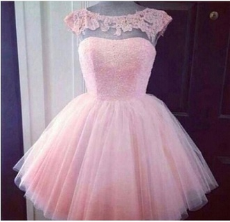 dress prom dress pink dress bridesmaid pink cute dress cute homecoming dress 2014 full length forever hill model heart ball sparkle sequins