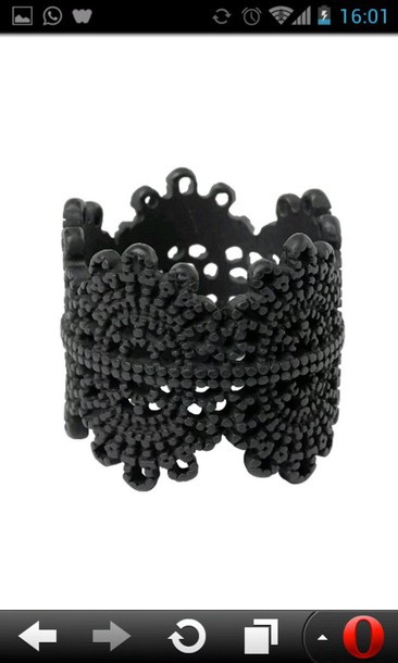 jewels ring black magic goth goth dark