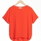 & other stories | wide-fit top | orange