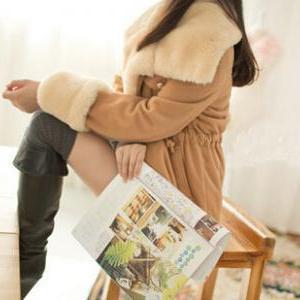 Popular clothing — sweet long