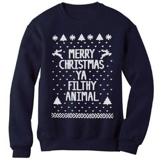 sweater christmas sweater navy
