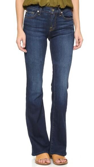 jeans dark new