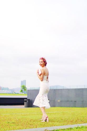 tina wong tinaswardrobe blogger top skirt shoes bag