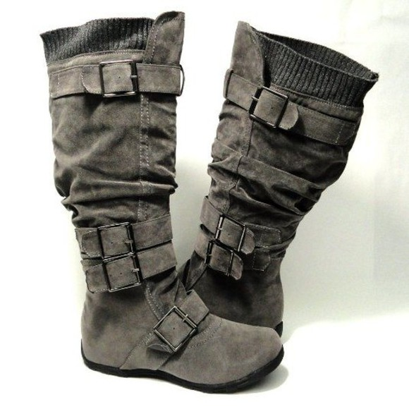 buckles shoes boots adorable comfy