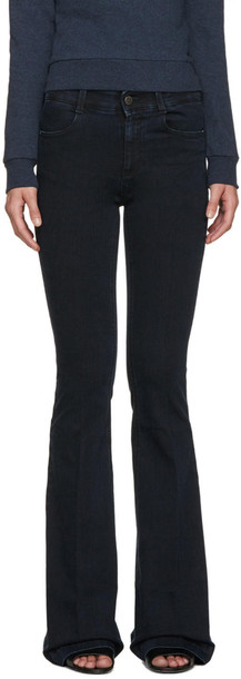 Stella McCartney jeans navy