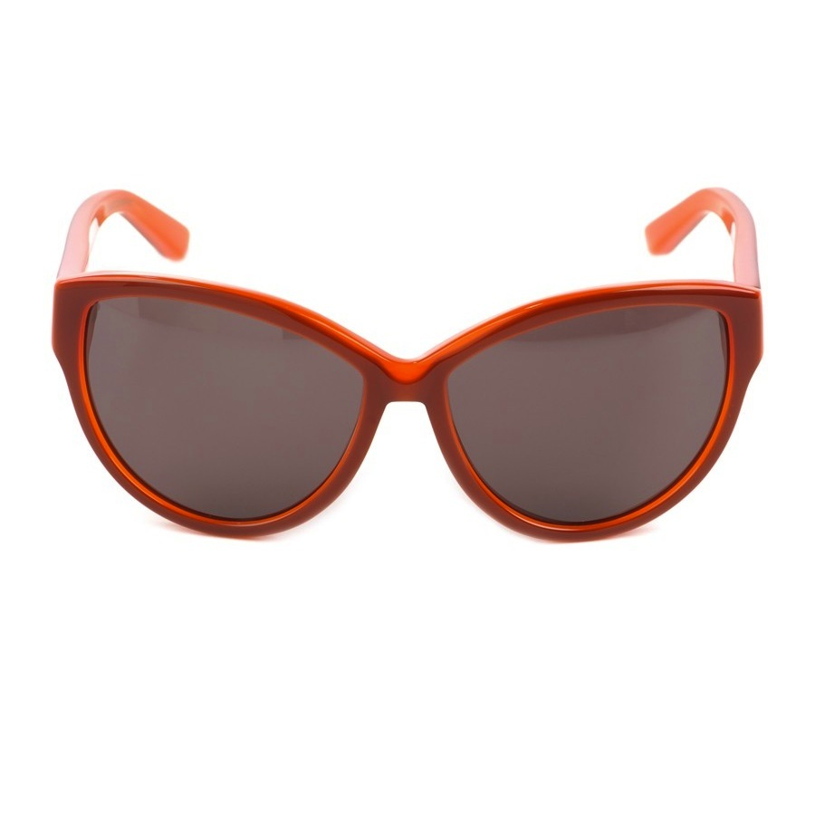 House of Harlow 1960 Chantal Sunglasses in Tangerin / TheFashionMRKT