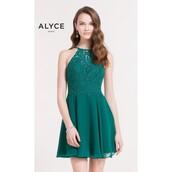dress,homecoming dress,a line prom gowns,alyce paris,high-low dresses,designer bag