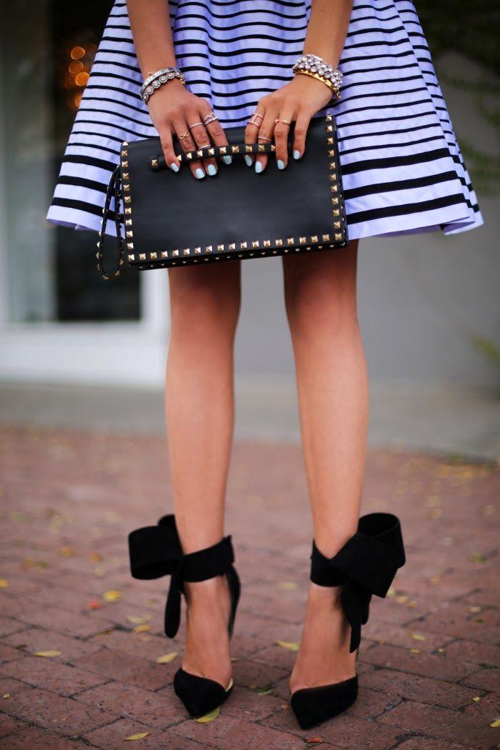 Bowtie Heels