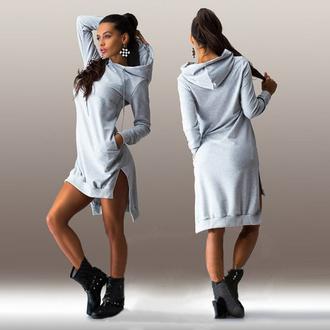 dress dress up pretty sweater sweater dress long dress hoodie hoodie dress high low dress high low